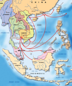 План развития Сиануквиля