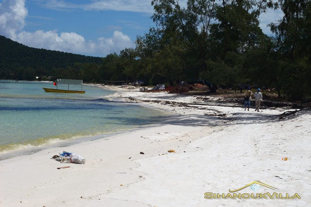 Земля на острове в Камбодже в аренду