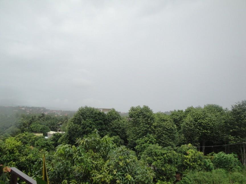 Земельный участок на холме в Сиануквиле