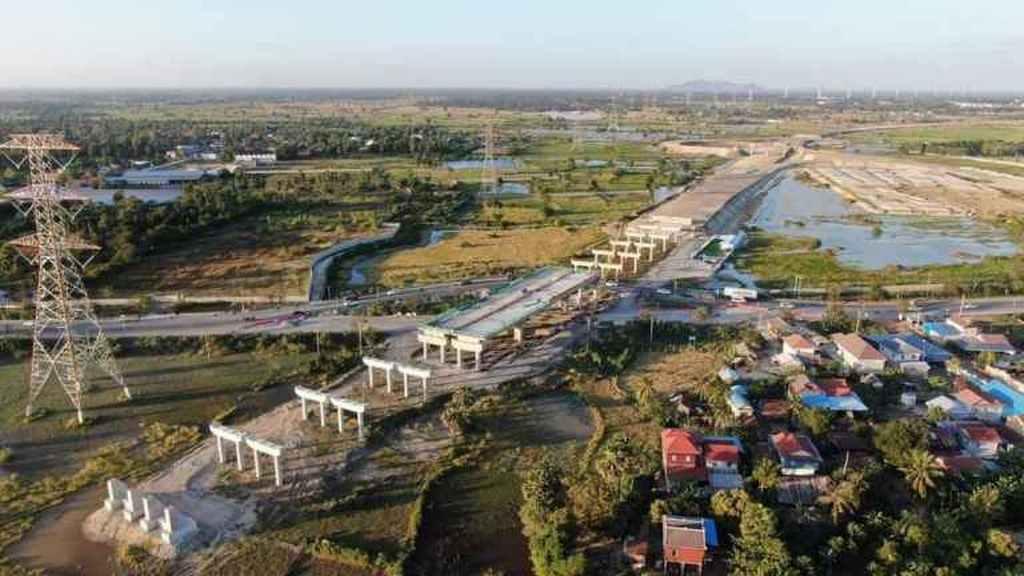 Автомагистраль Пномпень - Сиануквиль